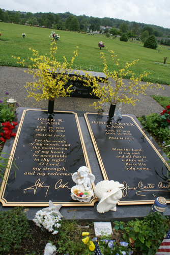 Where To Find Famous Graves In Nashville Kentucky